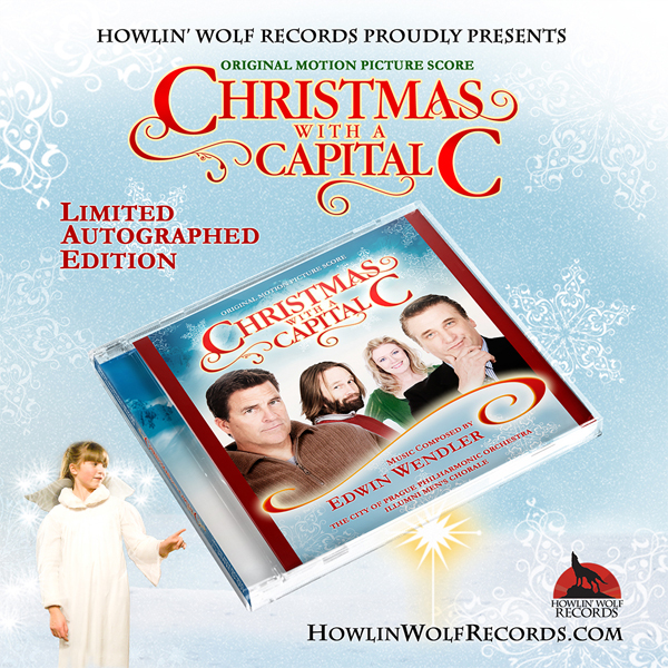 Chritmas with a Capital C Limited Autograph Edition