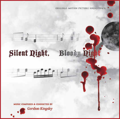 Silent Night, Bloody Night cover