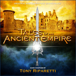 Tales of an Ancient Empire cover