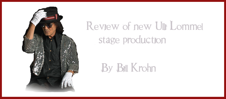 Ulli Lommel stage production review